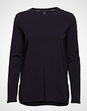 Max Mara Leisure Lawia T-shirts & Tops Long-sleeved Blå MAX MARA LEISURE