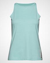 Esprit Sport T-Shirts T-shirts & Tops Sleeveless Blå ESPRIT SPORT