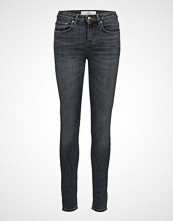 Won Hundred Patti B 93 Blue Slim Jeans Blå WON HUNDRED