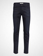 Mango Man Slim Fit Blue Black Patrick Jeans Slim Jeans Blå MANGO MAN