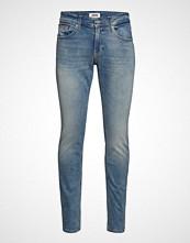 Tommy Jeans Slim Scanton Frlt Slim Jeans Blå TOMMY JEANS