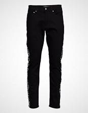 Calvin Klein Ckj 026 Slim Slim Jeans Svart CALVIN KLEIN JEANS
