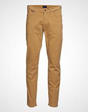 Gant D1. Slim Desert Jeans Slim Jeans Brun GANT