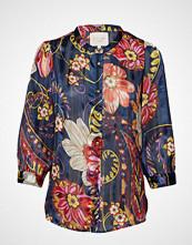 Lollys Laundry Amalie Shirt Bluse Langermet Multi/mønstret LOLLYS LAUNDRY