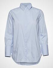 Mos Mosh Larina Stripe Shirt Langermet Skjorte Multi/mønstret MOS MOSH