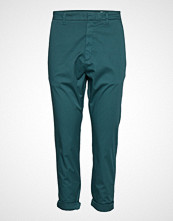 Hope News Trousers Chinos Bukser Grønn HOPE