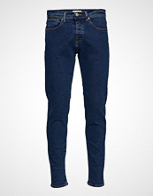 Selected Homme Slhtapered-Toby 1461 Blue Jeans W Slim Jeans Blå SELECTED HOMME