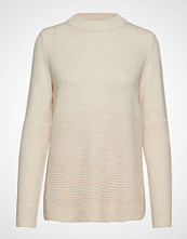 Gerry Weber Edition Pullover Long-Sleeve Strikket Genser Creme GERRY WEBER EDITION