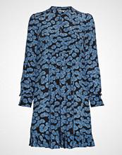 Lovechild 1979 Solvej Dress Knelang Kjole Blå LOVECHILD 1979
