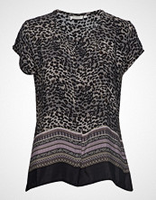 Masai Ia Blouse Bluse Kortermet Multi/mønstret MASAI