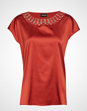 Taifun T-Shirt Short-Sleeve T-shirts & Tops Short-sleeved Oransje TAIFUN