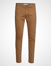 Mango Man Slim Fit Colored Alex Jeans Slim Jeans Brun MANGO MAN
