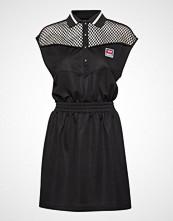 Diesel Women D-Reia Dress Kort Kjole Svart DIESEL WOMEN