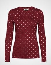 Baum Und Pferdgarten Jayden T-shirts & Tops Long-sleeved Rød BAUM UND PFERDGARTEN