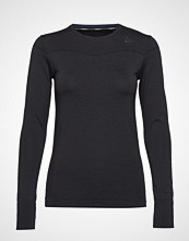 Craft Fuseknit Comfort Rn Ls T-shirts & Tops Long-sleeved Svart CRAFT