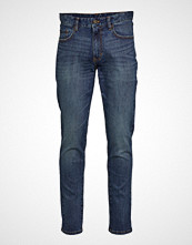 IZOD Saltwater Denim Medium Wash Slim Jeans Blå IZOD