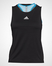 adidas Tennis Escouade Tank T-shirts & Tops Sleeveless Blå ADIDAS TENNIS