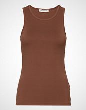 Sofie Schnoor Top T-shirts & Tops Sleeveless Brun SOFIE SCHNOOR