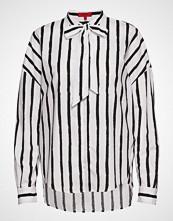 HUGO Eriela Langermet Skjorte Hvit HUGO