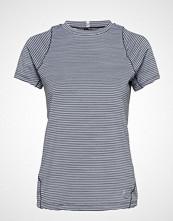 New Balance Seasonless Ss T-shirts & Tops Short-sleeved Blå NEW BALANCE
