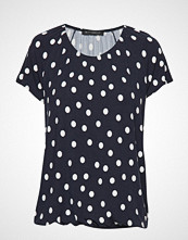 Betty Barclay Shirt Short 1/2 Sleeve T-shirts & Tops Short-sleeved Blå BETTY BARCLAY