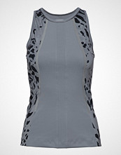 Adidas by Stella McCartney Run Tank T-shirts & Tops Sleeveless Grå ADIDAS BY STELLA MCCARTNEY