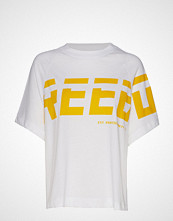 Reebok Performance Wor Myt Graphic Tee T-shirts & Tops Short-sleeved Hvit REEBOK PERFORMANCE