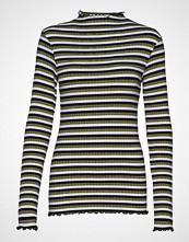 Mads Nørgaard 5x5 Happy Stripe Trutte S T-shirts & Tops Long-sleeved Multi/mønstret MADS NØRGAARD