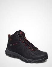 Columbia Peakfreak™ Xcrsn Ii Mid Leather Outdry™ Snørestøvletter Støvletter Svart COLUMBIA