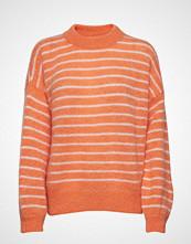 IBEN Albert Sweater Strikket Genser Oransje IBEN