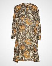 Rabens Saloner Wallflower Dress Knelang Kjole Multi/mønstret RABENS SAL R