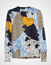 By Malene Birger Napoli Bluse Langermet Multi/mønstret BY MALENE BIRGER