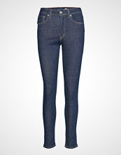 Levi's Made & Crafted Lmc 721 S Lmc Soft Selvedge Ri Skinny Jeans Blå LEVI'S MADE & CRAFTED