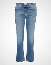 Totême Straight Denim Slim Jeans Blå TOTÊME