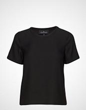 DESIGNERS, REMIX Poppy Tee T-shirts & Tops Short-sleeved Svart DESIGNERS, REMIX
