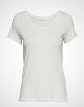American Vintage Bipcat T-shirts & Tops Short-sleeved Hvit AMERICAN VINTAGE