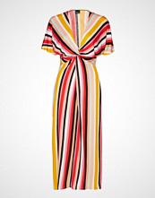 Gina Tricot Bibbi Dress Knelang Kjole Multi/mønstret GINA TRICOT