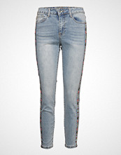Desigual Denim Olimp Skinny Jeans Blå DESIGUAL