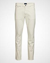 Gant D1. Slim Desert Jeans Slim Jeans Creme GANT