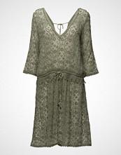 Odd Molly Recreation Dress Knelang Kjole Grå ODD MOLLY