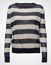 Tommy Jeans Tjw Classic Stripe Sweater Strikket Genser Multi/mønstret TOMMY JEANS