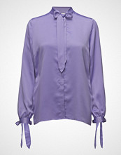 Gestuz Mimi Shirt Ma18 Bluse Langermet Lilla GESTUZ