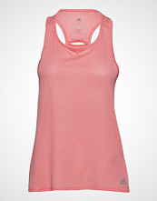Adidas Performance Response Tank W T-shirts & Tops Sleeveless Rosa ADIDAS PERFORMANCE