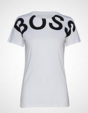 Boss Casual Wear Tetrend T-shirts & Tops Short-sleeved Hvit BOSS CASUAL WEAR