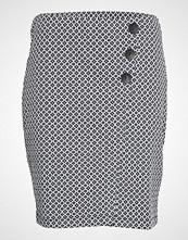 Esprit Casual Skirts Knitted Kort Skjørt Blå ESPRIT CASUAL
