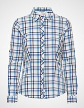 Columbia Saturday Trail™ Stretch Plaid Ls Shirt Langermet Skjorte Blå COLUMBIA