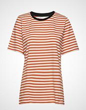 InWear Rubi T-Shirt T-shirts & Tops Short-sleeved Oransje INWEAR