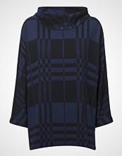 Gerry Weber Edition T-Shirt 3/4-Sleeve R Strikket Genser Blå GERRY WEBER EDITION