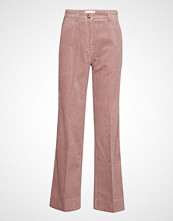 Second Female D Lla Mw Trousers Vide Bukser Rosa Second Female