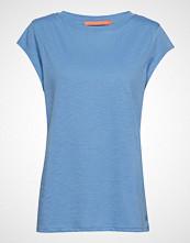 Coster Copenhagen Basic Tee T-shirts & Tops Short-sleeved Blå COSTER COPENHAGEN